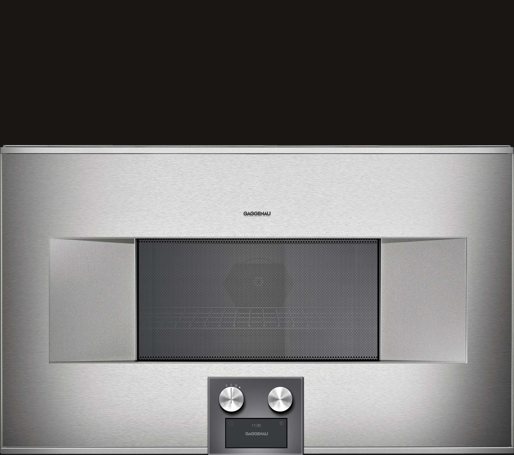 Духовой шкаф-микроволновка BM484110 GAGGENAU