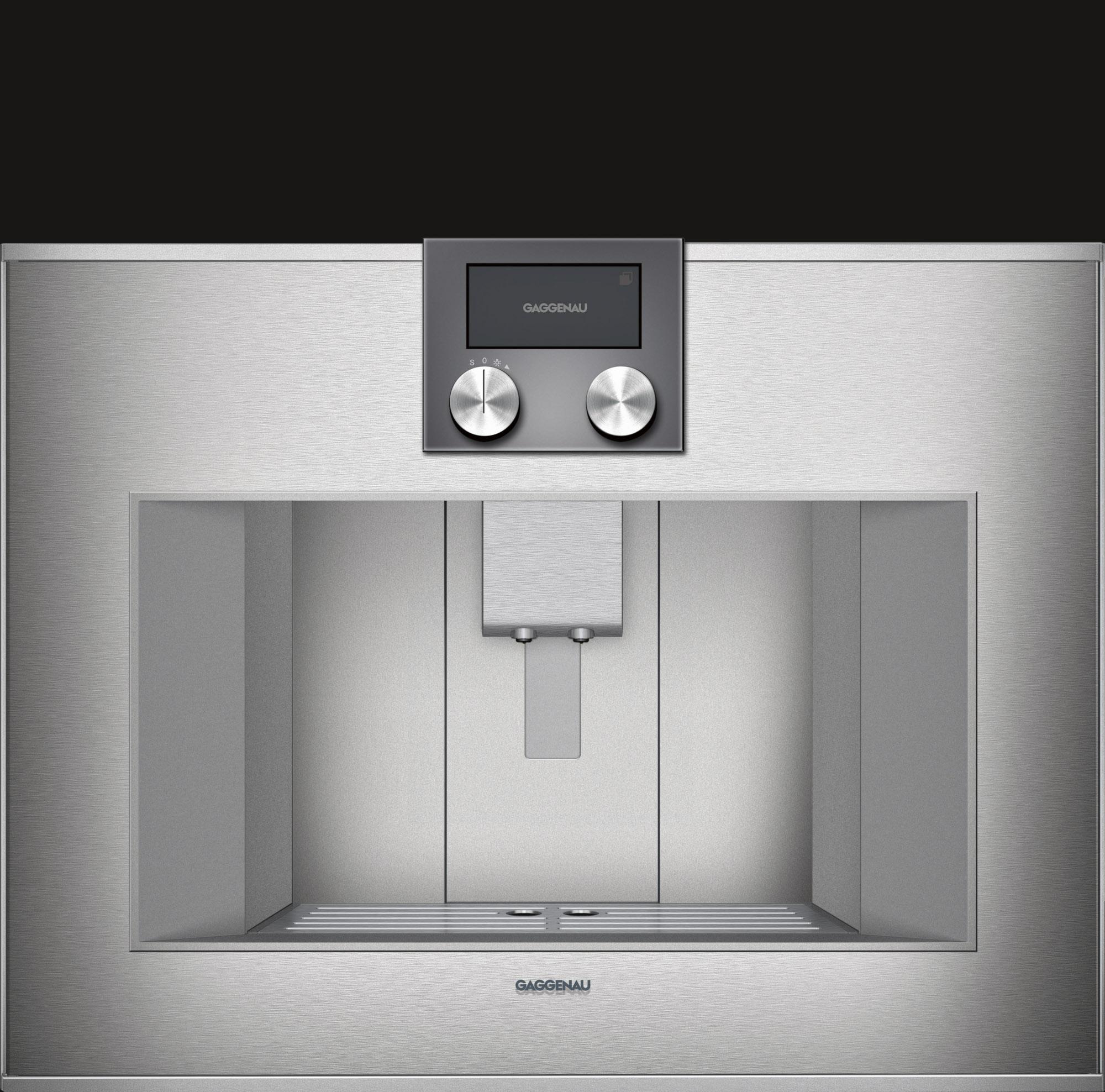Повністю автоматична кава-машина CM450110 GAGGENAU