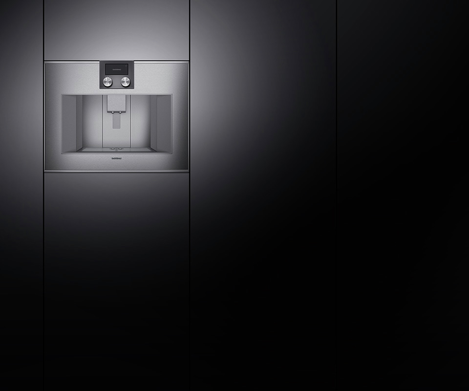 Автоматическая кофемашина CM470111 GAGGENAU