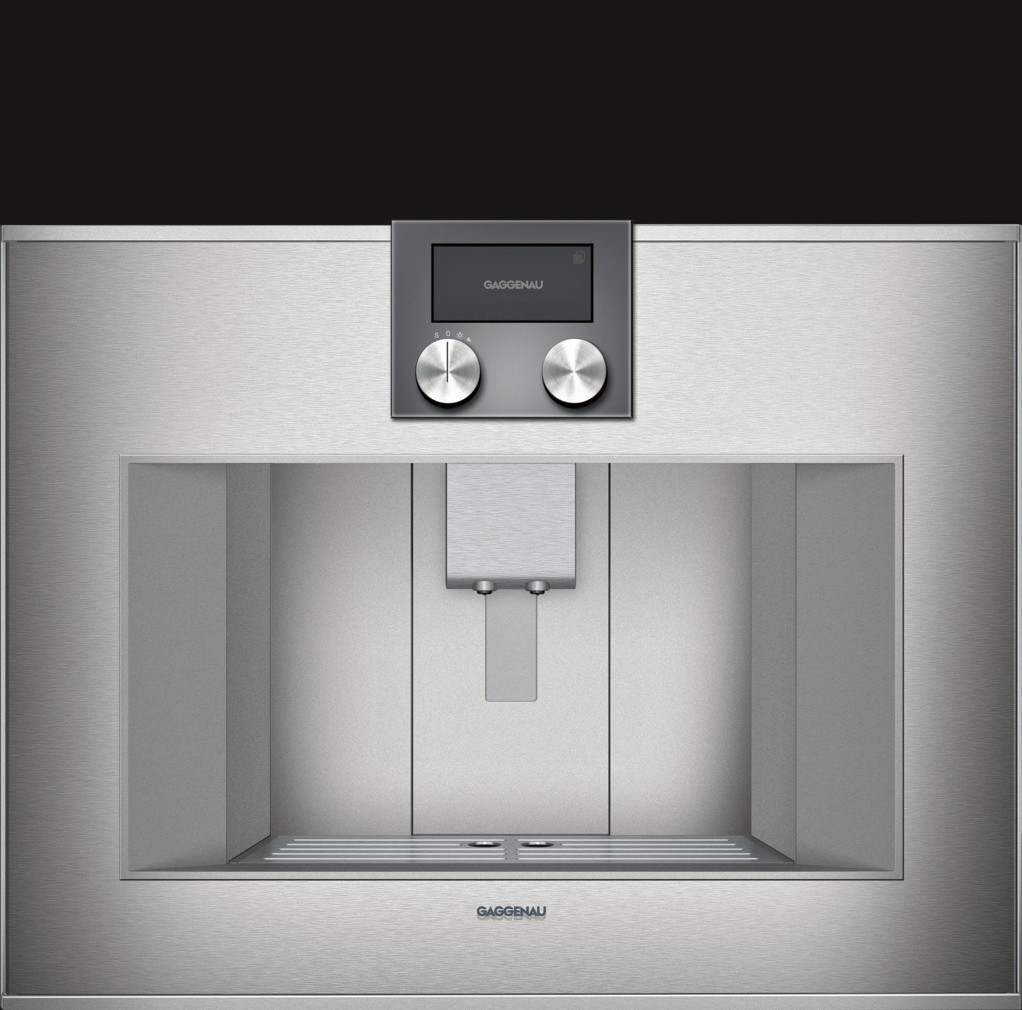 Автоматическая кофемашина CM470112 GAGGENAU