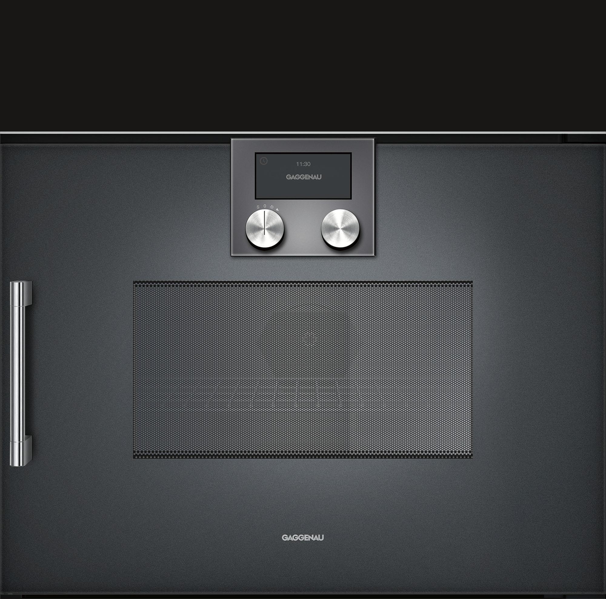 Духовой шкаф-микроволновка BMP250100 GAGGENAU