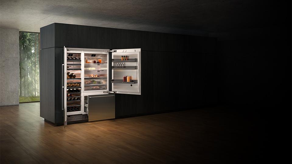 Холодильник GAGGENAU серии Vario 400 RB492304