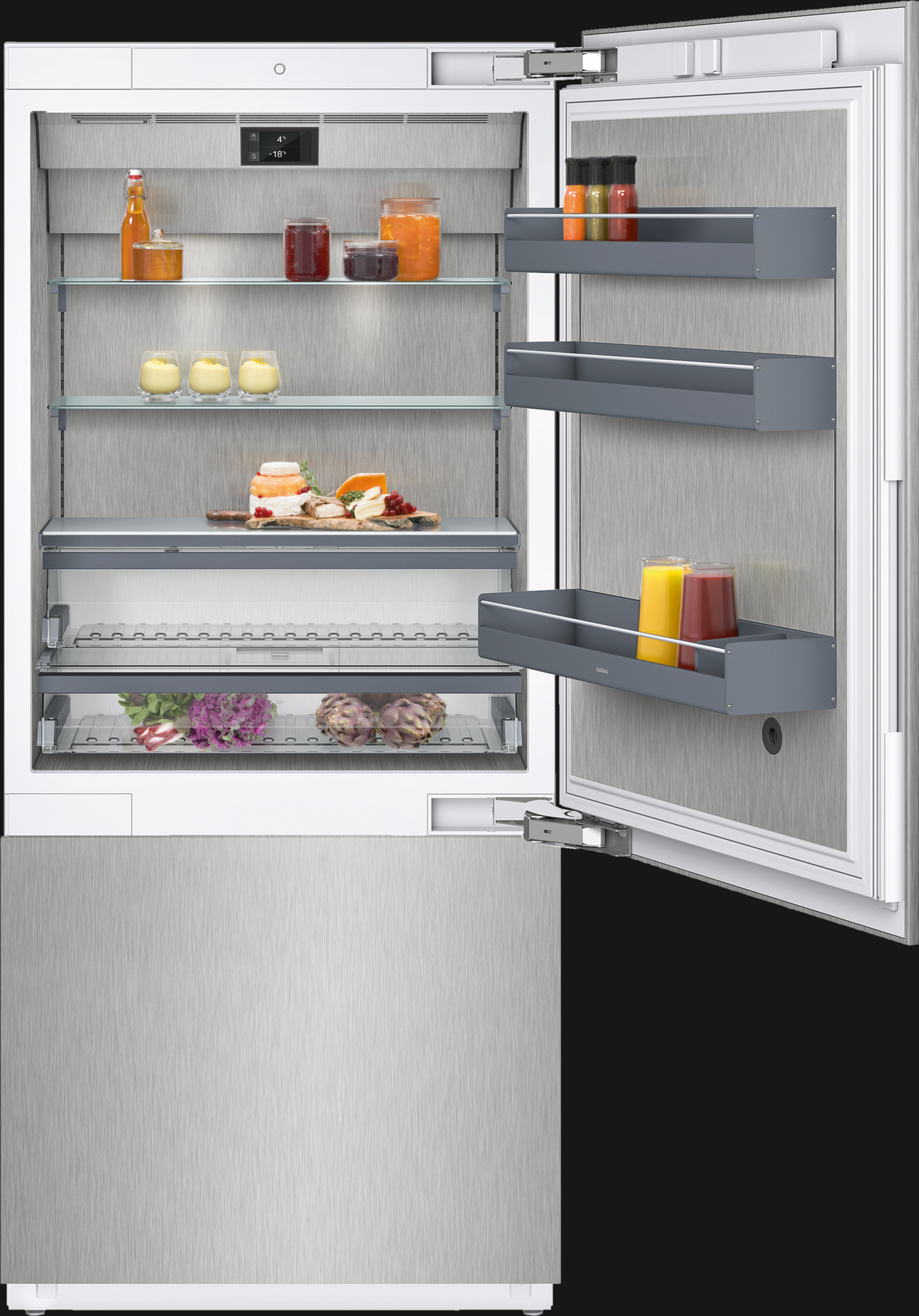 Холодильник GAGGENAU серії  Vario 400 RB492304