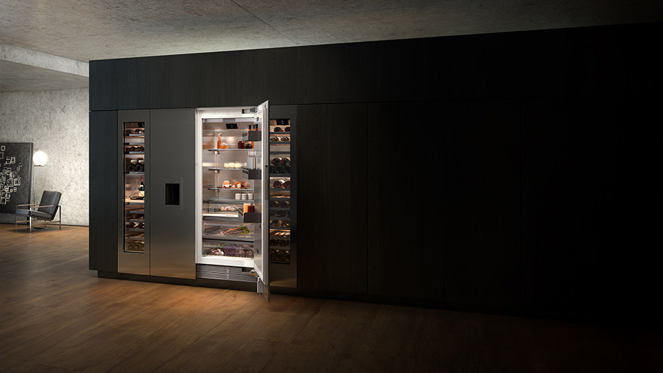 Холодильник GAGGENAU Vario серії 400 RC492304