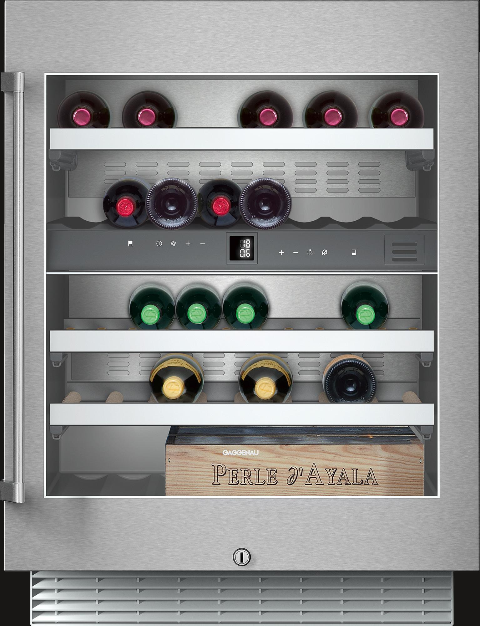 Шкаф для хранения вина GAGGENAU RW404261