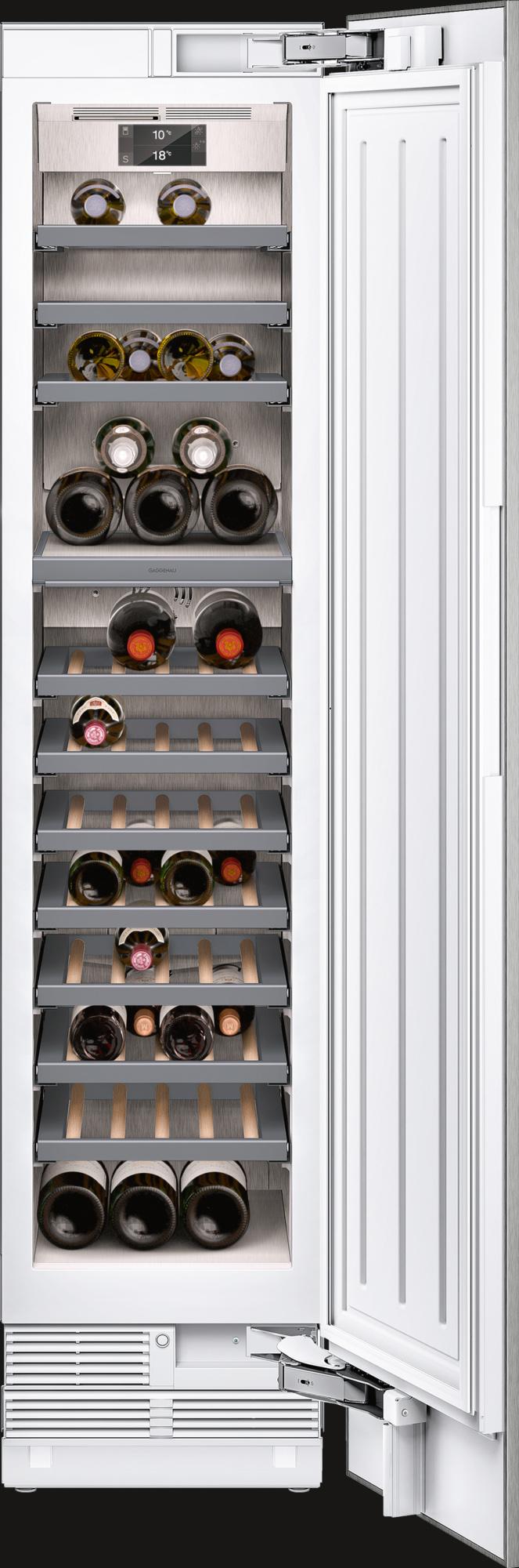 Шкаф для хранения вина GAGGENAU RW414361