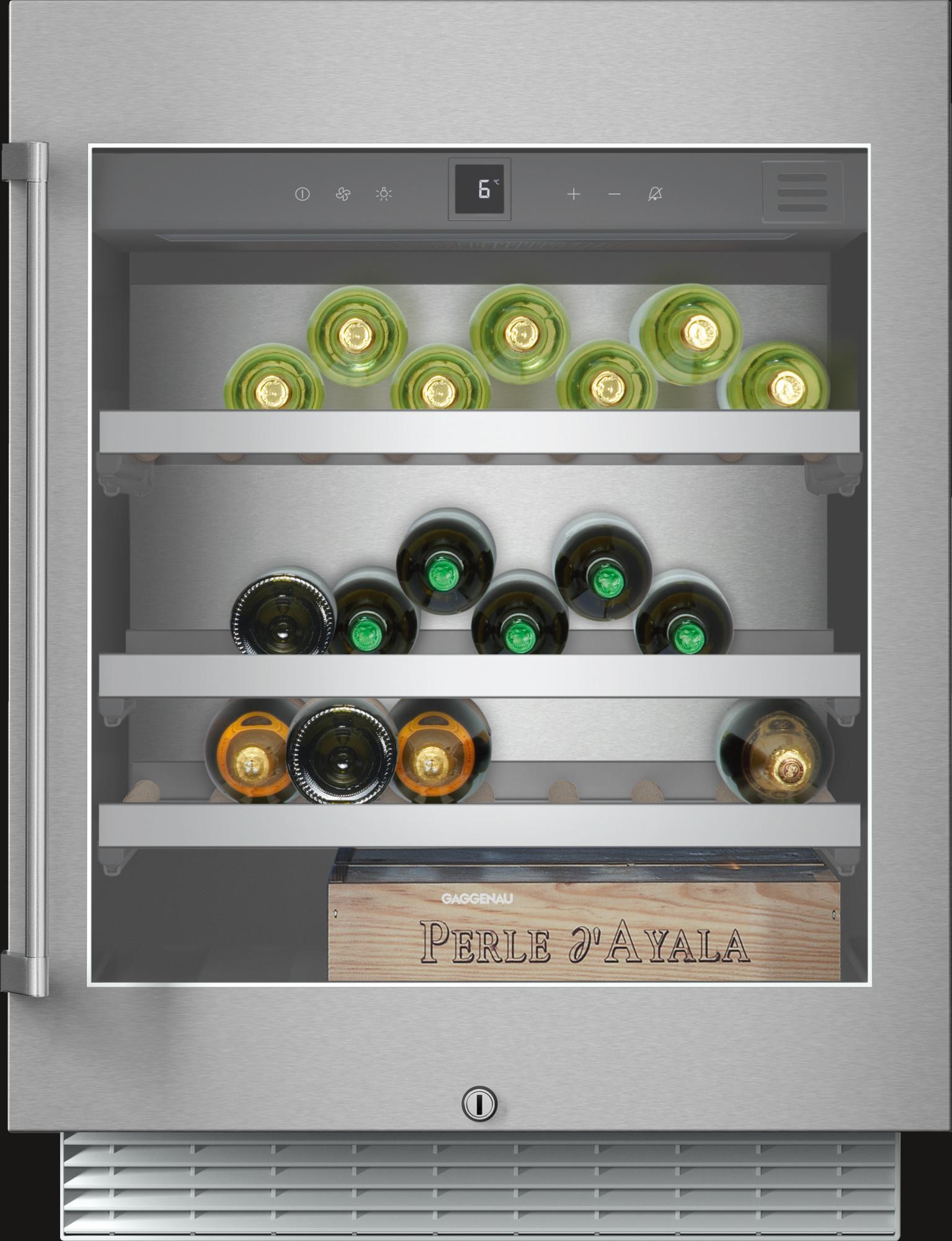 Шафа для зберігання вина GAGGENAU RW402261