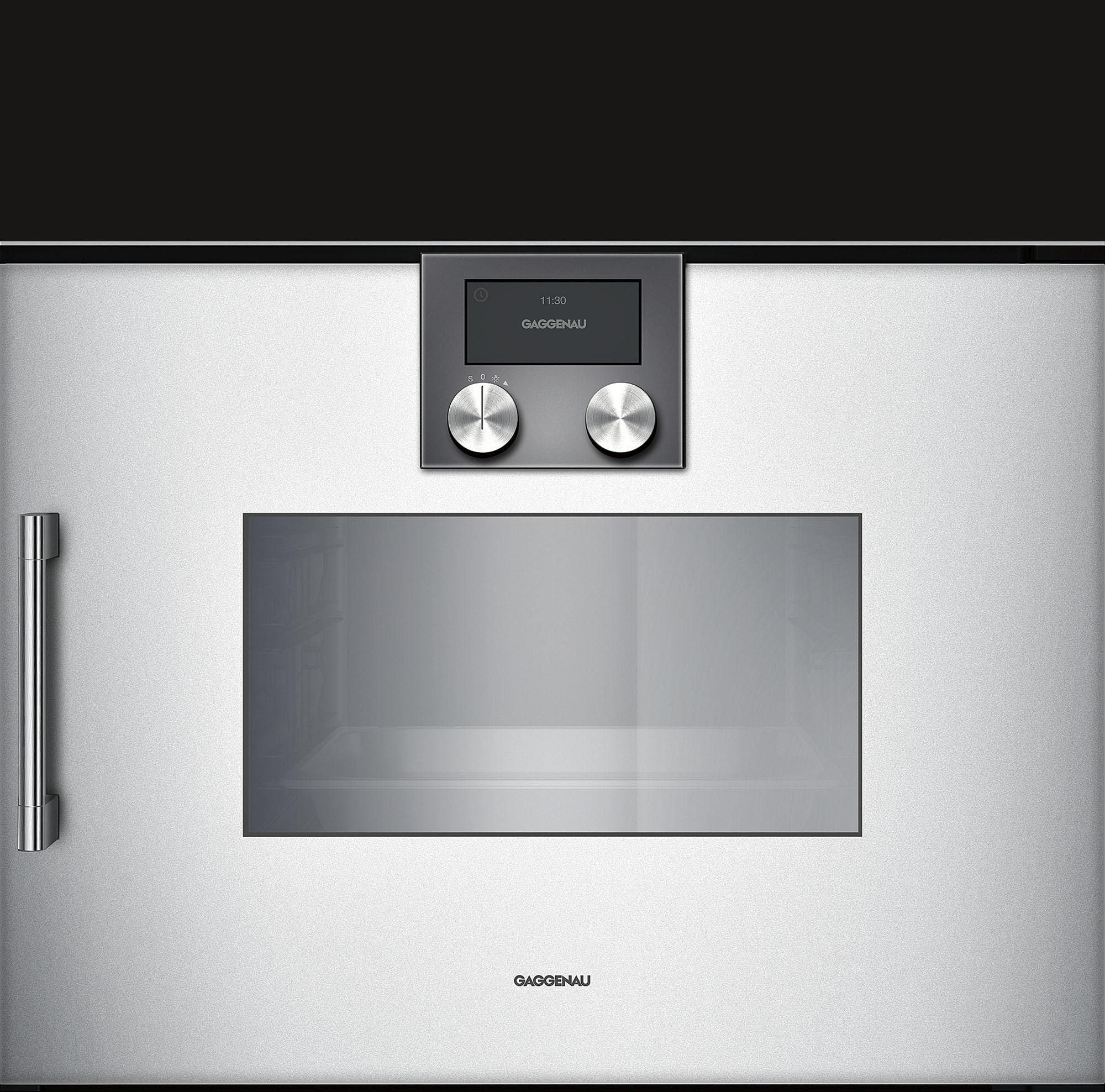 Духовой шкаф-пароварка BSP220130 GAGGENAU