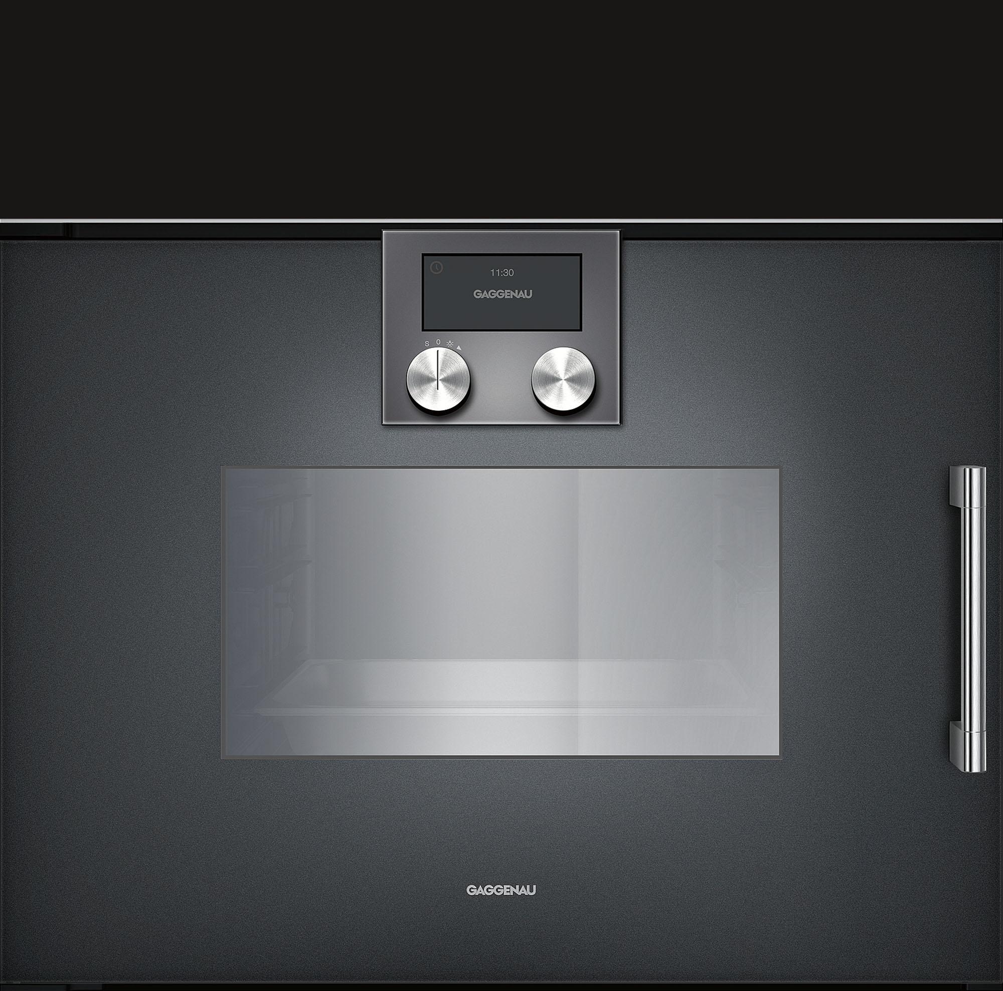 Духовой шкаф-пароварка BSP221100 GAGGENAU