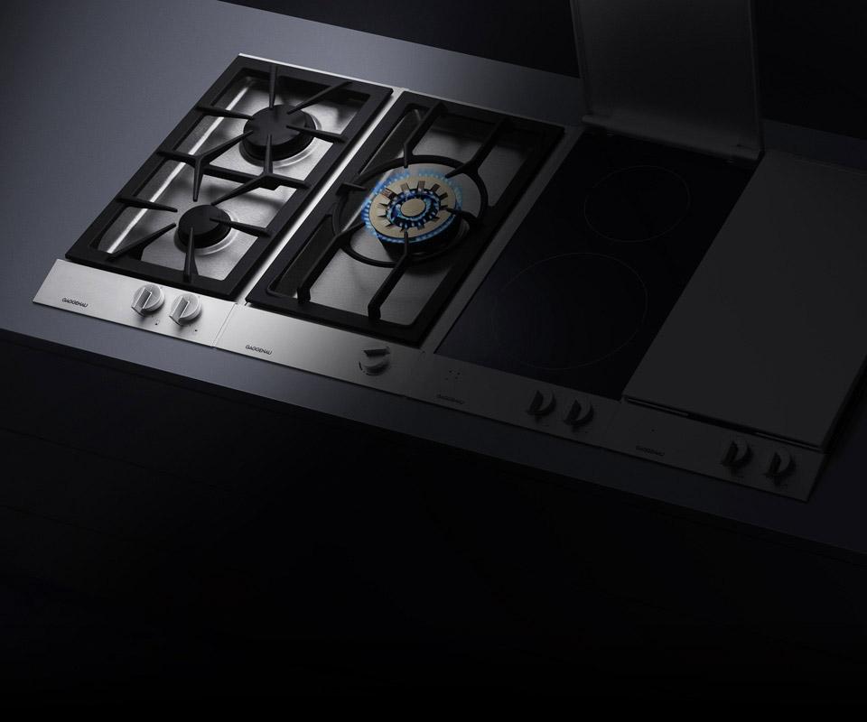 Газовая варочная панель серии Vario 200 VG232214 GAGGENAU