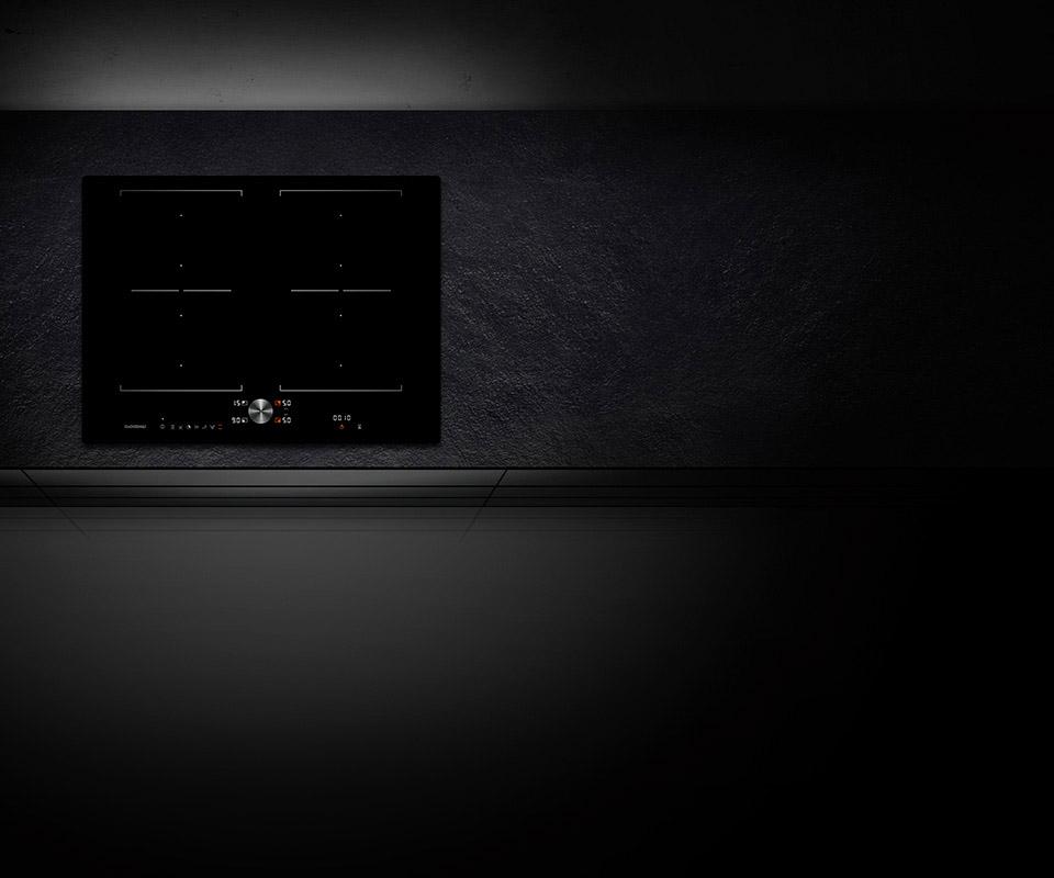 Индукционная варочная панель серии 200 CI282100 GAGGENAU