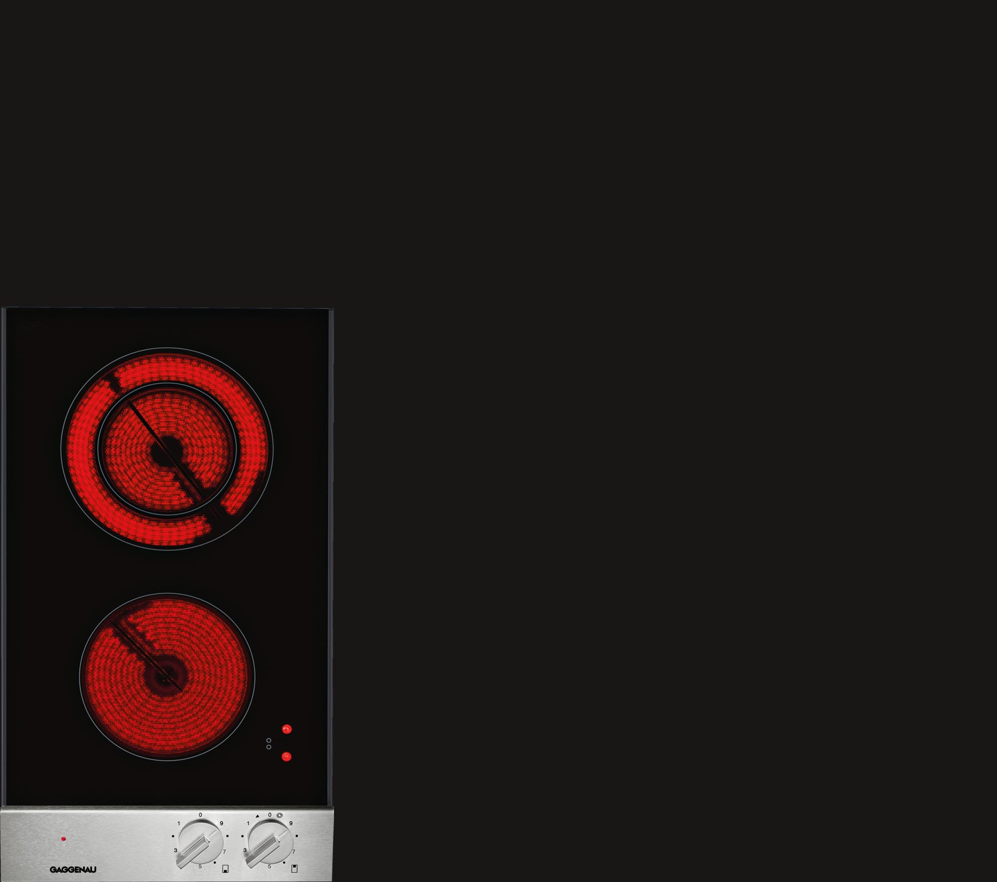 Стеклокерамическая варочная панель GAGGENAU VE230114