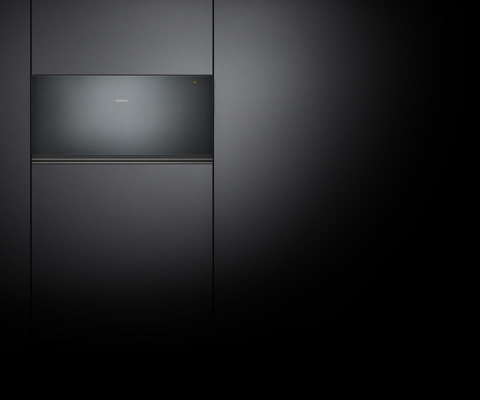 Шкаф для подогрева посуды WSP222100 GAGGENAU