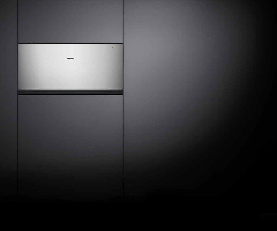 Шкаф для подогрева посуды WSP222110 GAGGENAU