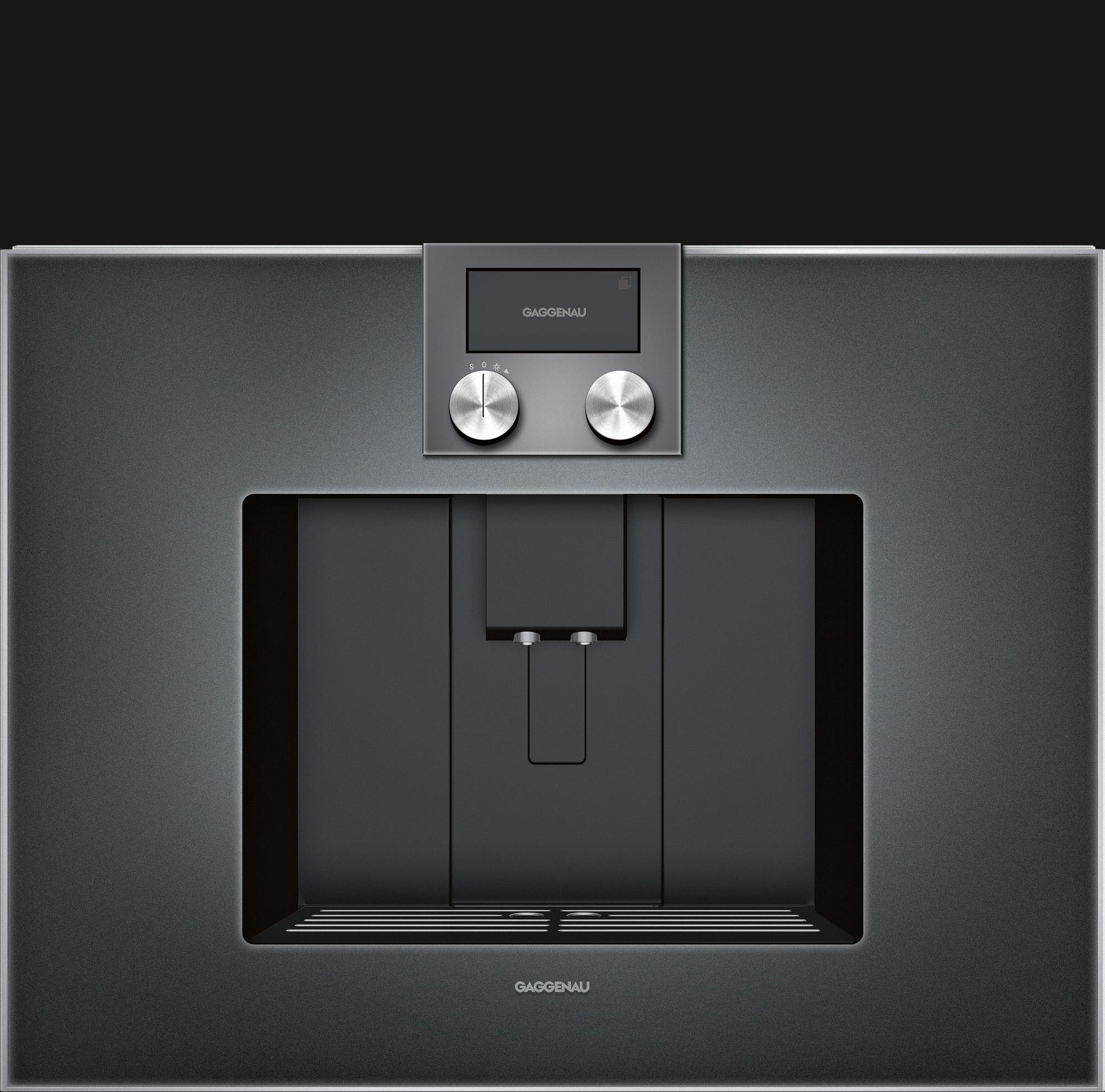Повністю автоматична кава-машина CM470101 GAGGENAU