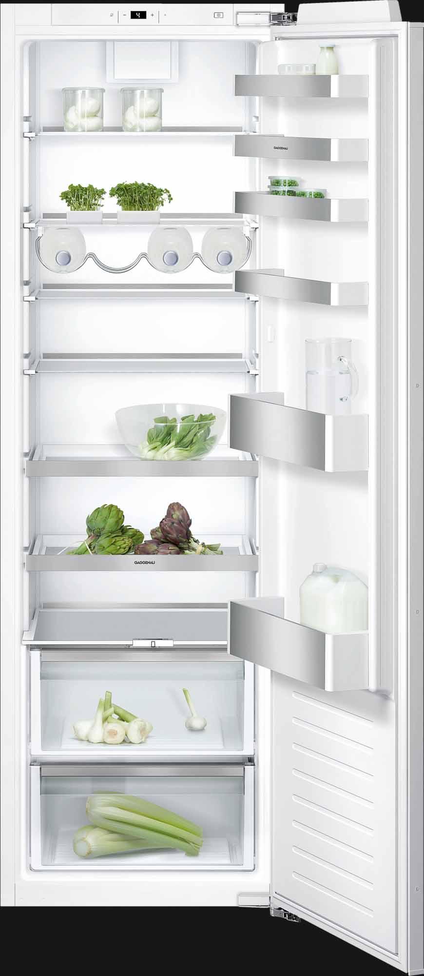 Холодильный шкаф GAGGENAU серии 200 RC282205