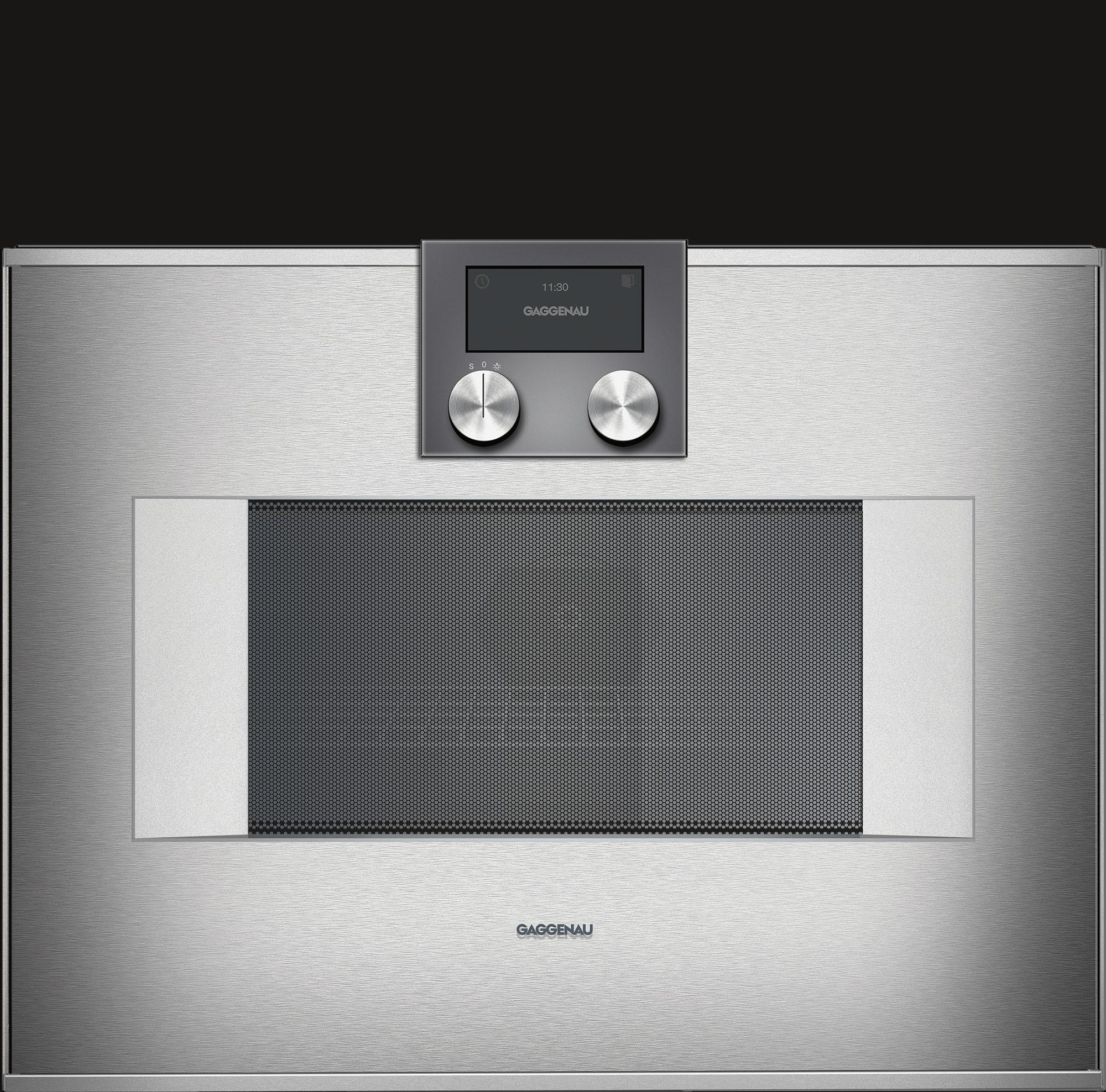 Духовой шкаф-микроволновка BM451110 GAGGENAU