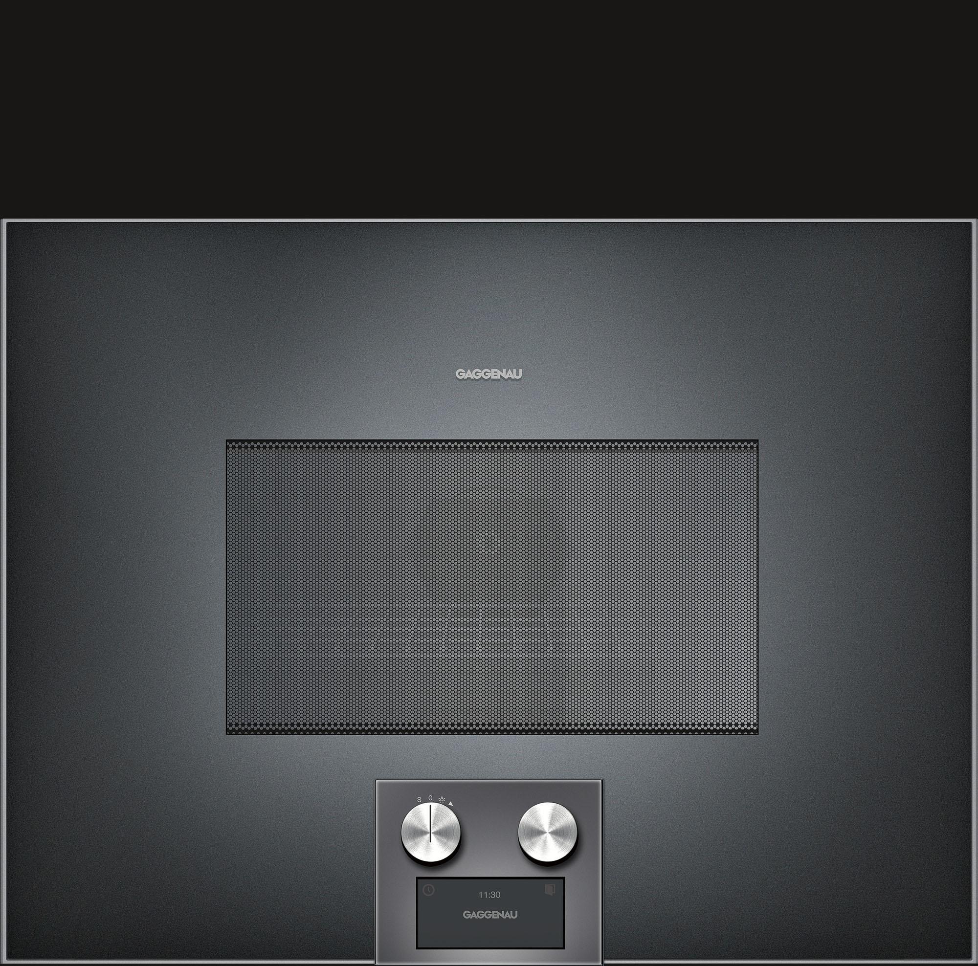 Духовой шкаф-микроволновка BM455100 GAGGENAU