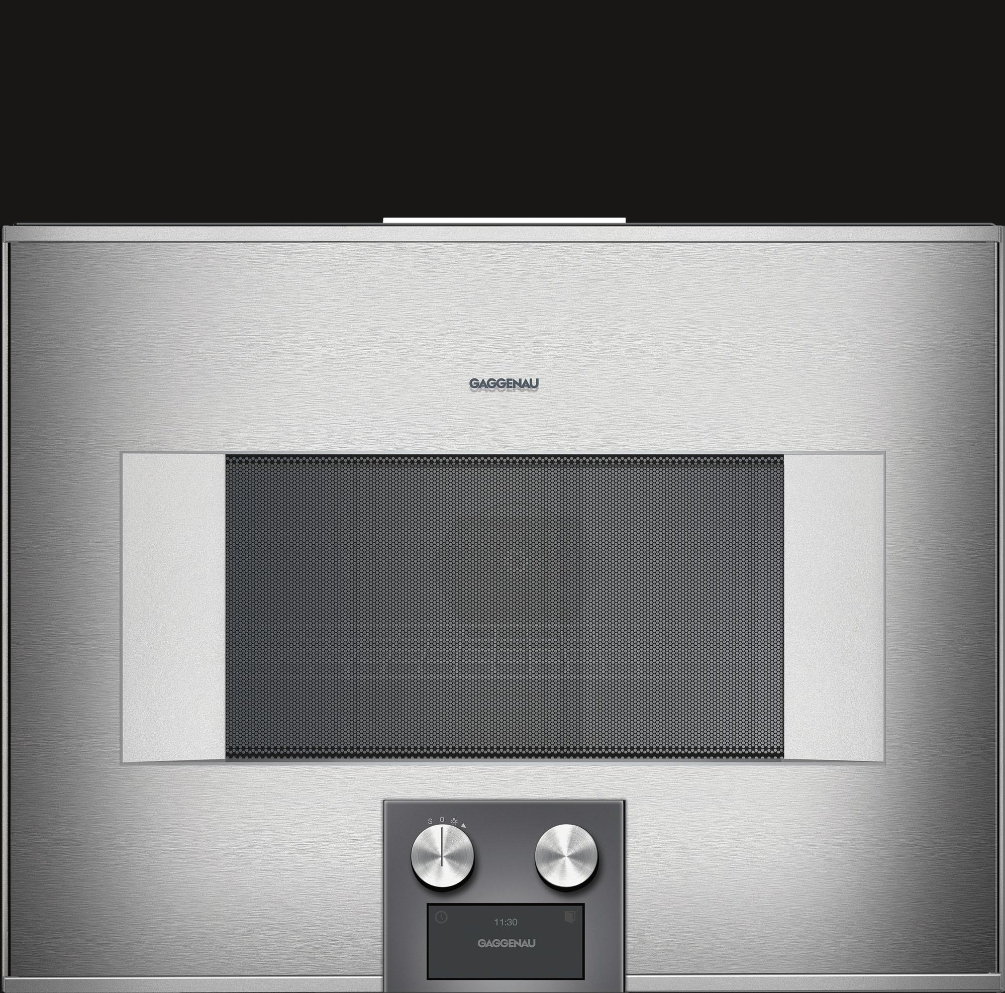 Духовой шкаф-микроволновка BM455110 GAGGENAU