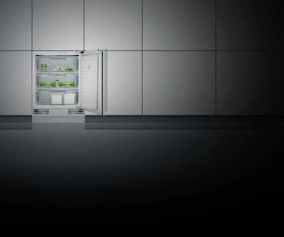Морозильник GAGGENAU серии 200 RF200202