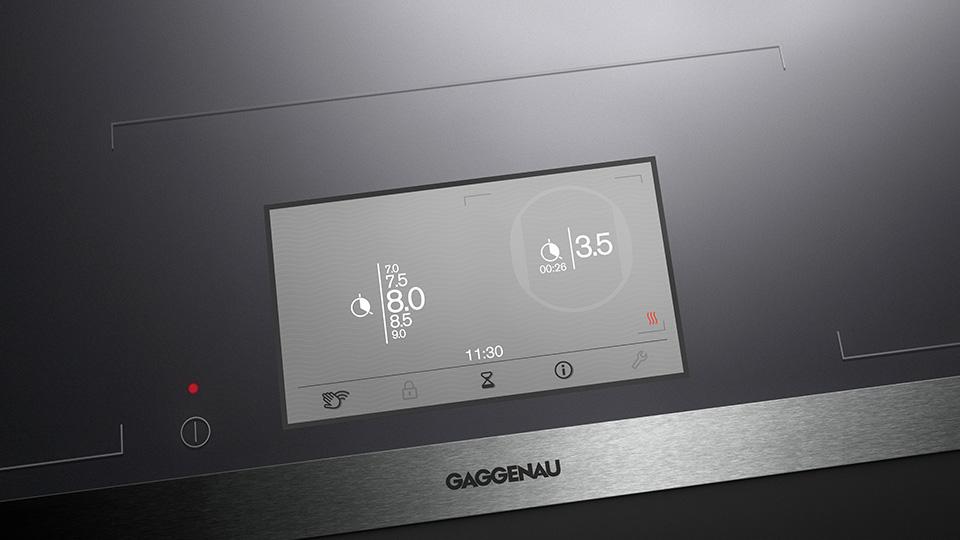 Індукційна варильна поверхня серії 400 CX480100 GAGGENAU