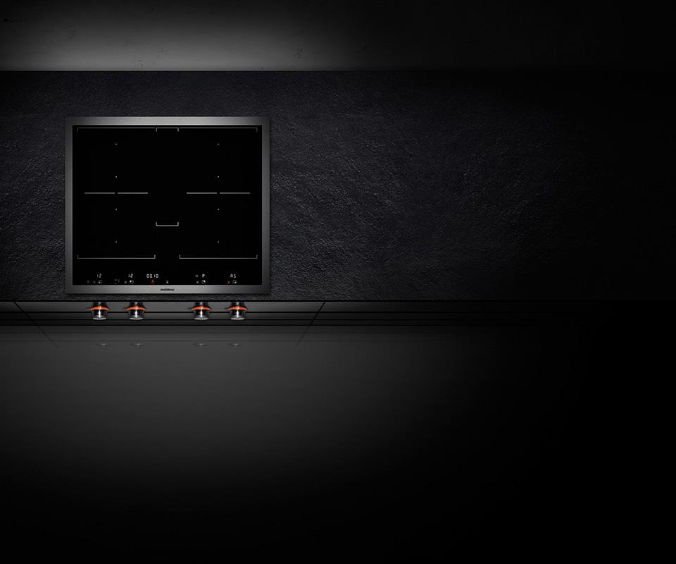Индукционная варочная панель серии vario 400 VI462111 GAGGENAU