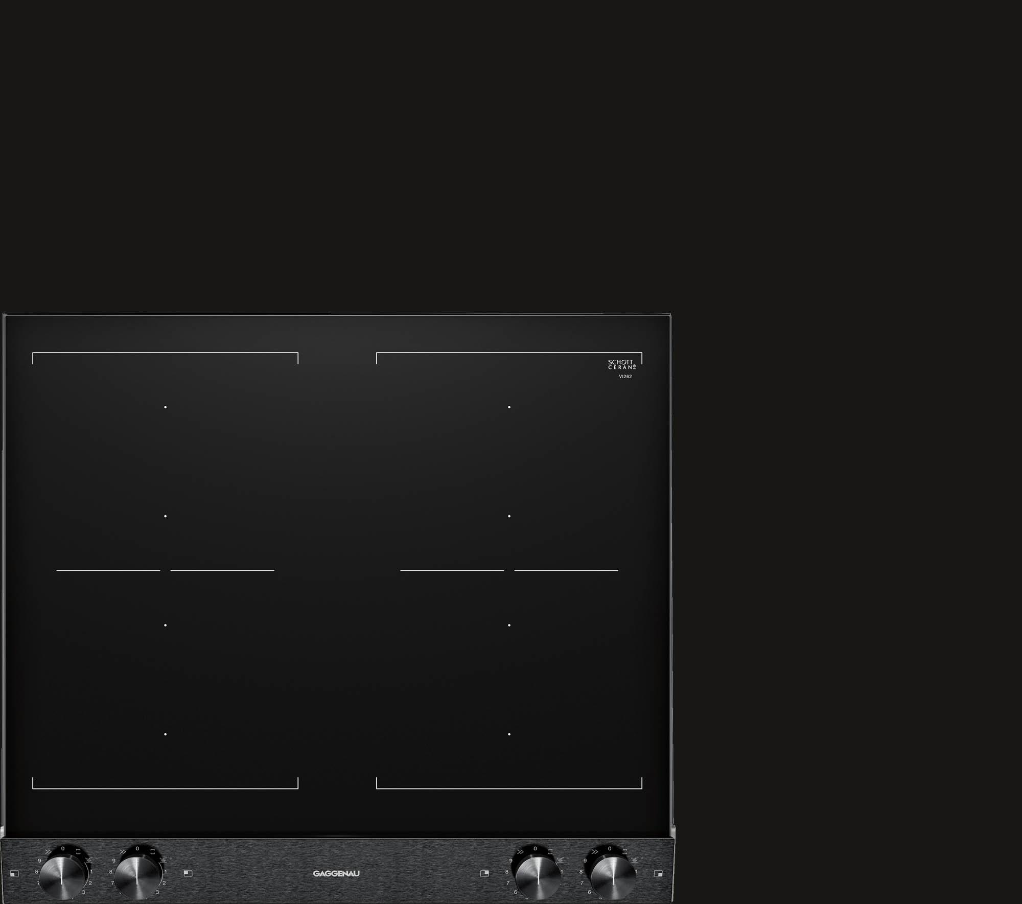 Индукционная варочная панель GAGGENAU серии vario 200 VI262120