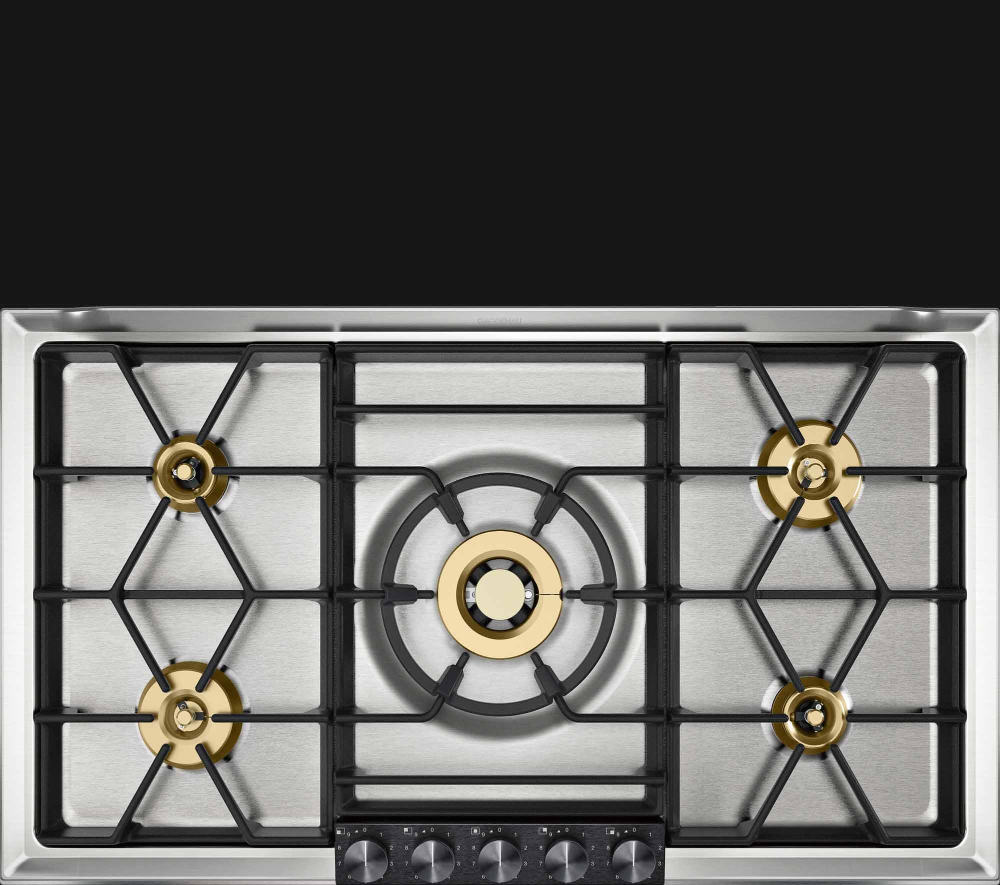Газова варильна поверхня GAGGENAU серії 200 VG295220