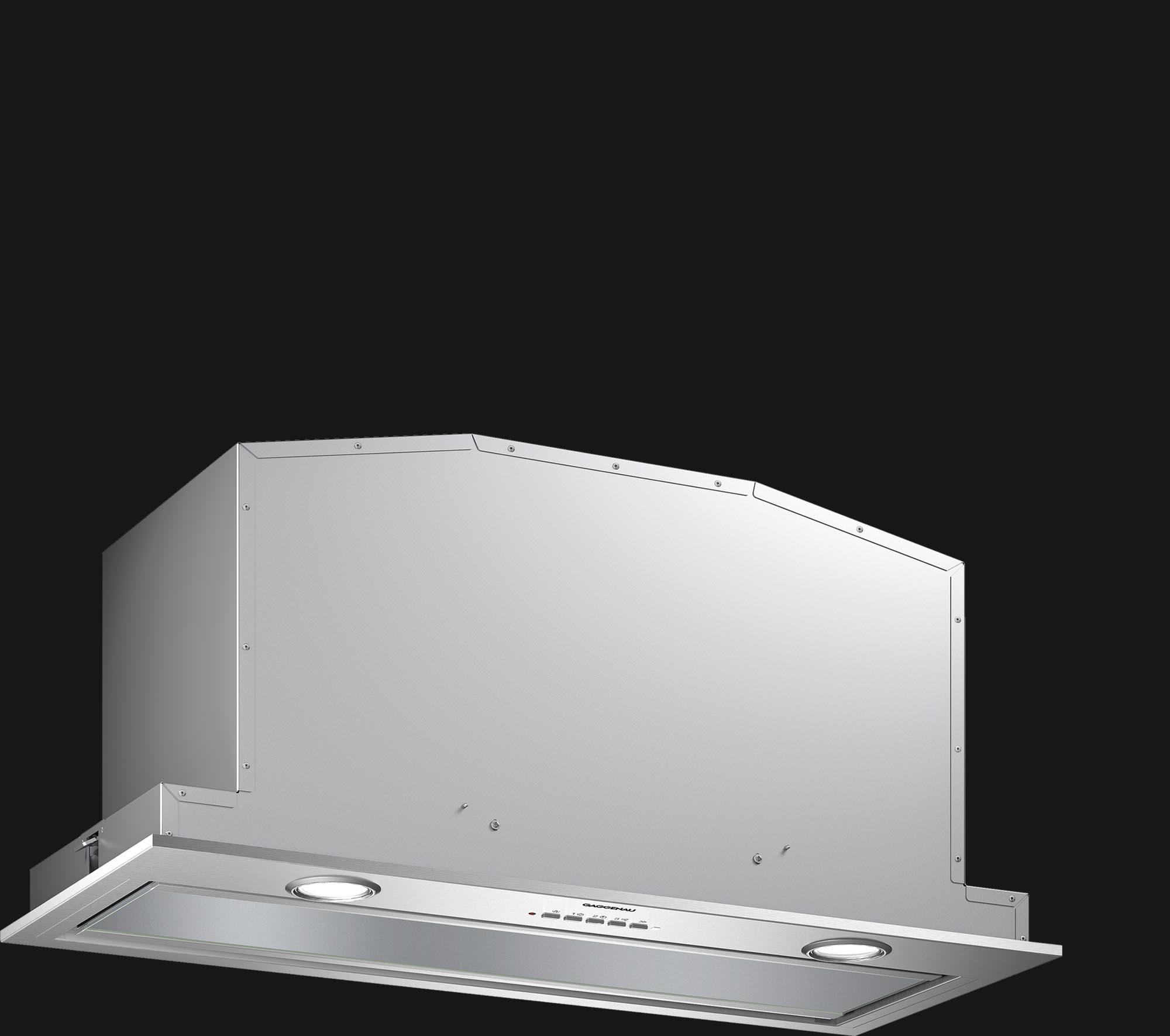Вытяжка, встраиваемая в подвесной шкаф AC200181 GAGGENAU