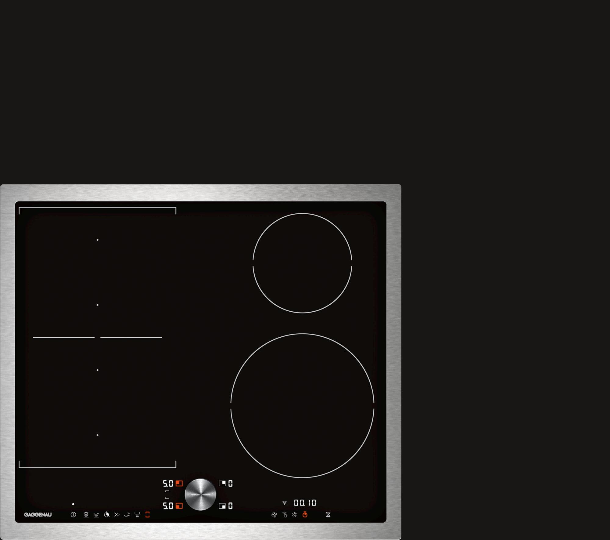 Индукционная варочная панель серии 200 CI262114 GAGGENAU