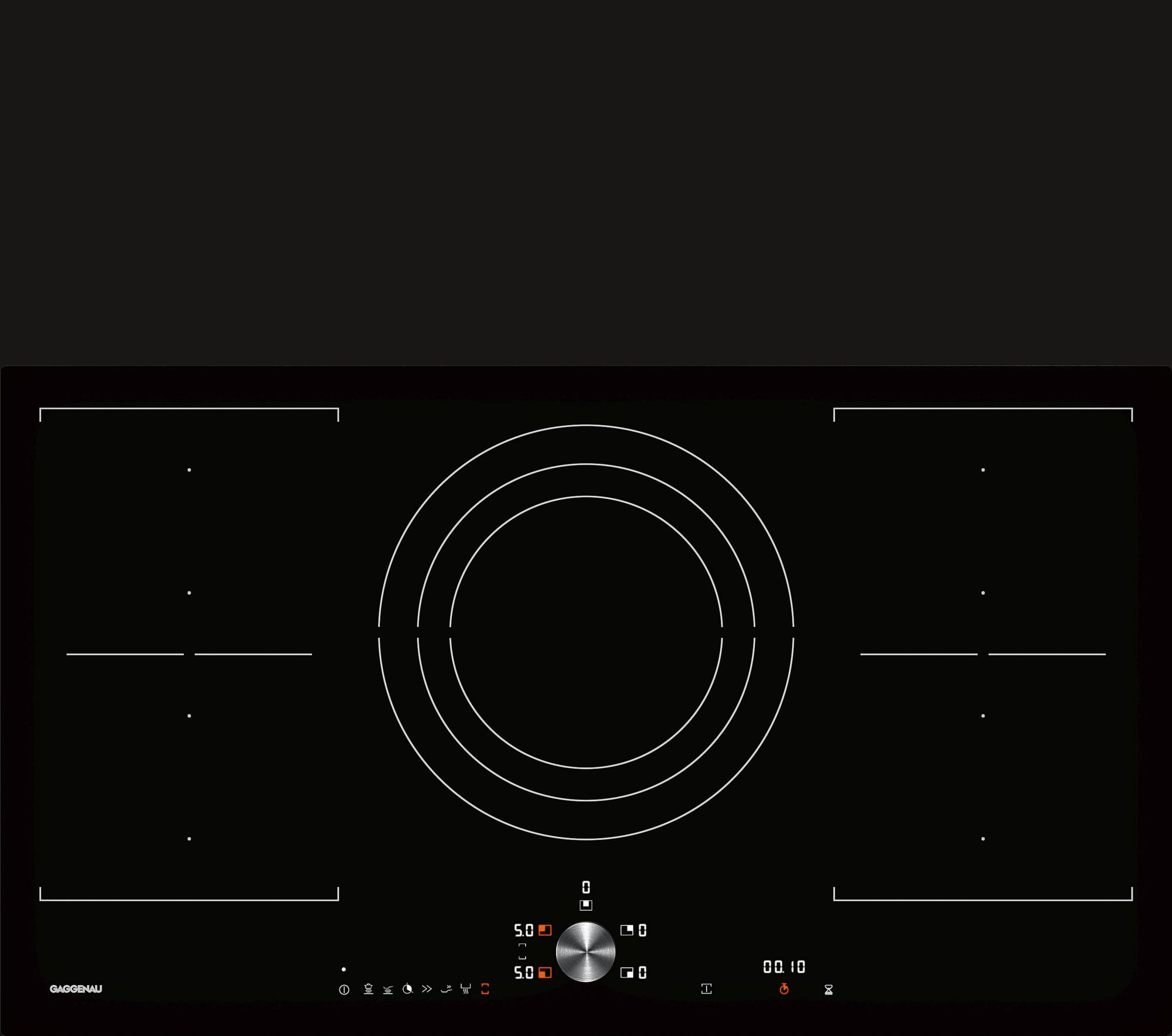 Индукционная варочная панель серии 200 CI292101 GAGGENAU